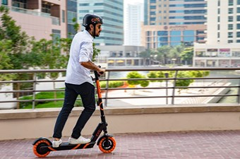 Provis and Circ to introduce e-scooters for better mobility and sustainable living
